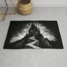 Vampire Castle Rug