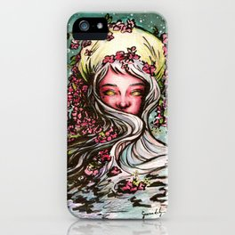 Deep Waters iPhone Case