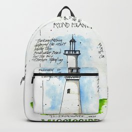 Mississippi Lighthouses Backpack