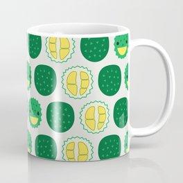Dotty Durians II - Singapore Tropical Fruits Series Coffee Mug
