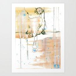 The Boogy Man Art Print