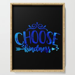 Choose Kindness Serving Tray