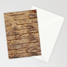Gold Bars Stationery Cards