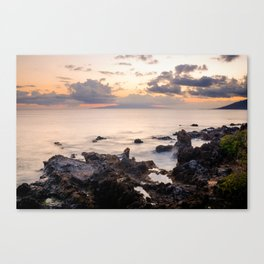 Wailea- Makena, Hawaii Canvas Print