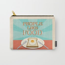 People like Food Carry-All Pouch