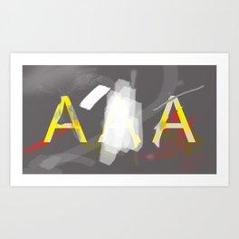 America's Credit Note Art Print