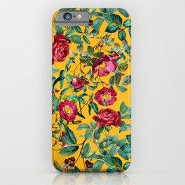Secret Garden II iPhone Case