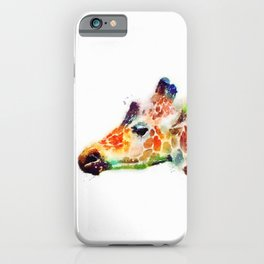 The Graceful - Giraffe iPhone Case