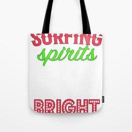 spirit surfing Tote Bag
