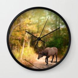 Hunters Dream Wall Clock