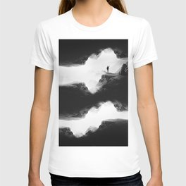 Hello from the The Upside Down World T-shirt