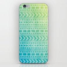 Aztec Pattern 07 iPhone & iPod Skin