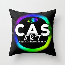 Creativeartiststudio Logo Throw Pillow