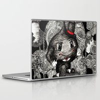 ace Laptop & iPad Skins featuring Ace by Anca Chelaru