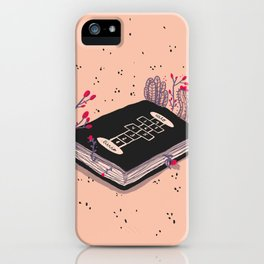 my favorite book iPhone Case