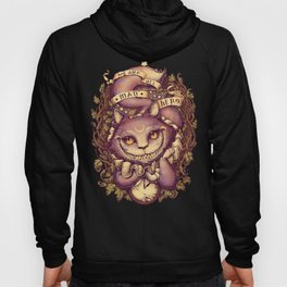 Cheshire Cat Hoody