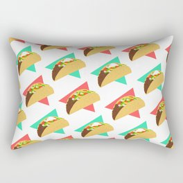 TACO TIME!  Rectangular Pillow
