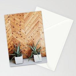 Cacti Modernism Stationery Cards