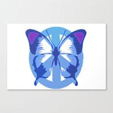 Hollyfly Canvas Print