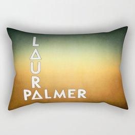 Bastille - Laura Palmer #2 Rectangular Pillow
