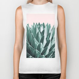 Agave Chic #10 #succulent #decor #art #society6 Biker Tank