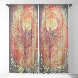 Phoenix Sheer Curtain