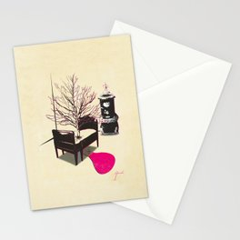 No rest for the restless... Stationery Cards