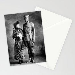 Mrs. Parker & son Stationery Cards