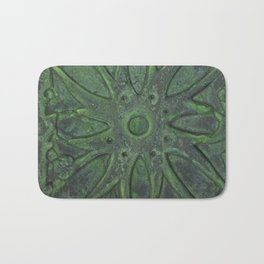 Bronze and Green (Patina Series) Bath Mat