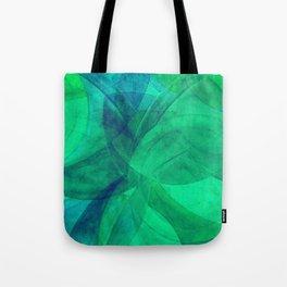 Circular Deconstruction III Tote Bag