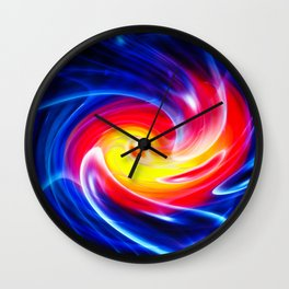 Abstract perfektion 84 Wall Clock