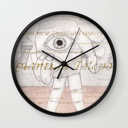 Birth Place Wall Clock