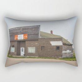 General Store, Regan, North Dakota 2 Rectangular Pillow