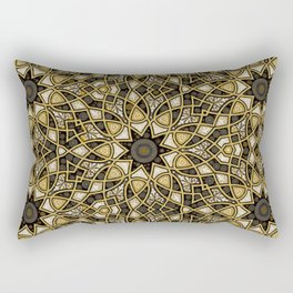 Weaving Pattern Rectangular Pillow