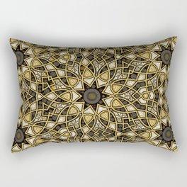 Weaving Pattern Rectangular Pillow