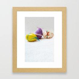 Pascua Framed Art Print