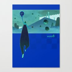 world8 Canvas Print