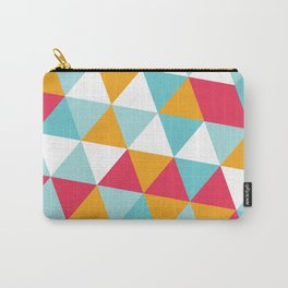 Tropical Triangles Carry-All Pouch