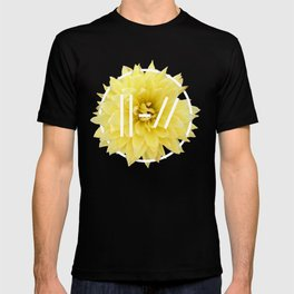 Trench Yellow Flower T-shirt