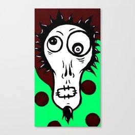The Silenced 2.0 Canvas Print