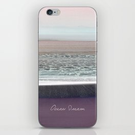 Ocean Dream II iPhone Skin