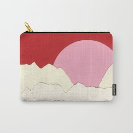 Sunset Styria Carry-All Pouch