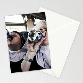 Nun Chugs Stationery Cards