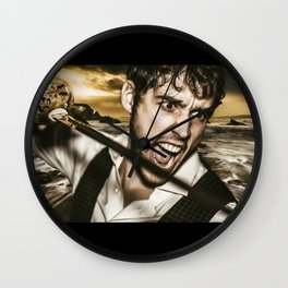 RISE OF THE CORSAIR Wall Clock