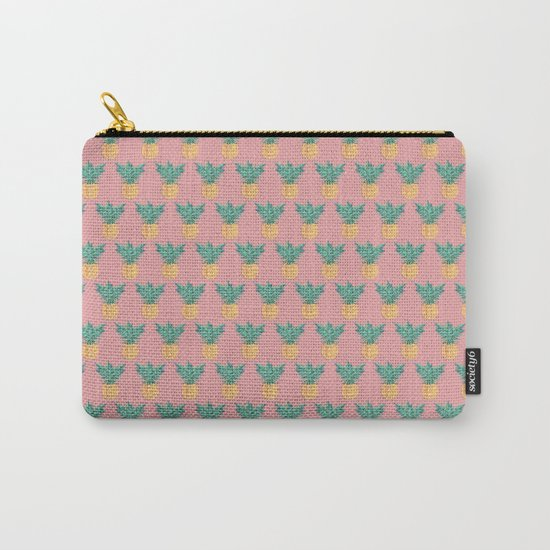 Pink Pineapple by arrpdesign
