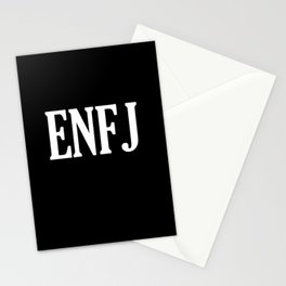ENFJ Personality Type Stationery Cards
