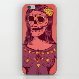 Retrato - (Untold Method) iPhone Skin
