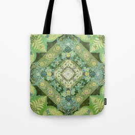 Renewal Springs from Woman Tote Bag
