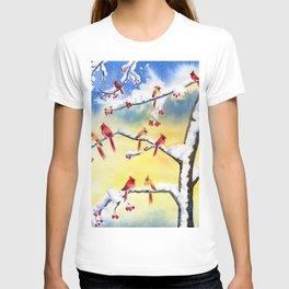 Winter Song 2 T-shirt
