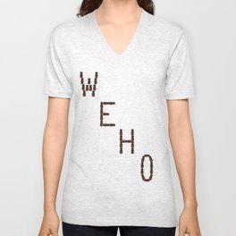 West Hollywood Pops Unisex V-Neck